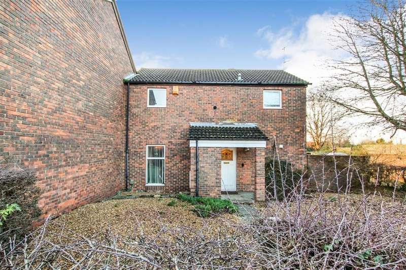 3 Bedrooms Semi Detached House for sale in Meadow Way, Leighton Buzzard