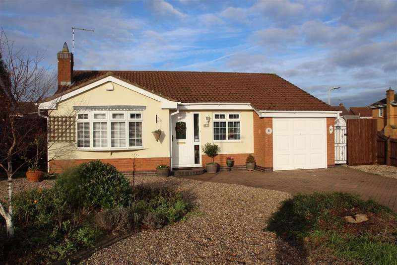 2 Bedrooms Detached Bungalow for sale in Woodpecker Drive, Leicester Forest East, Leicester
