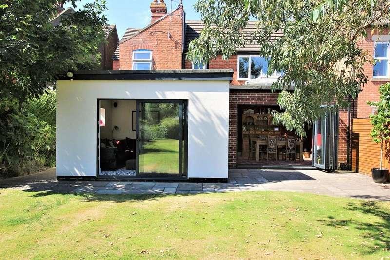 4 Bedrooms Detached House for sale in Range Road, Ashby De La Zouch, LE65