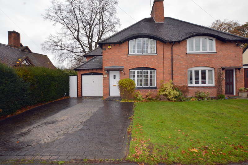 3 Bedrooms Semi Detached House for sale in Sycamore Road, Bournville