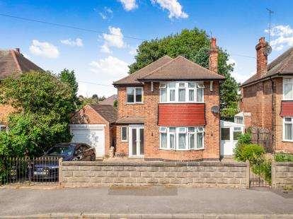 3 Bedrooms Detached House for sale in Jarvis Avenue, Bakersfield, Nottingham