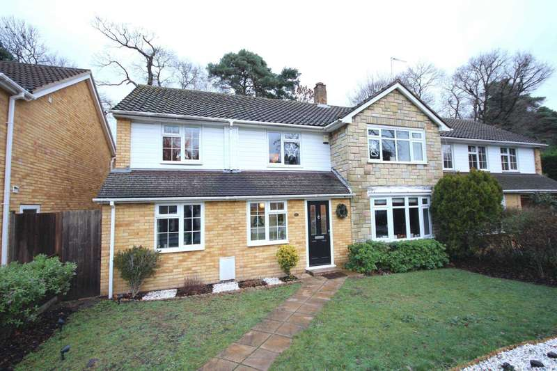 5 Bedrooms Semi Detached House for sale in Firlands, Bracknell