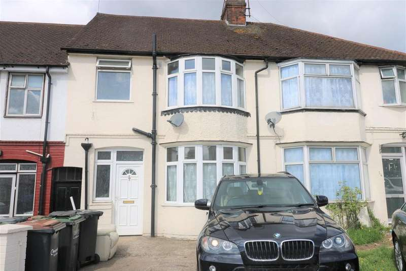 3 Bedrooms Terraced House for sale in Dunstable Close, Luton LU4