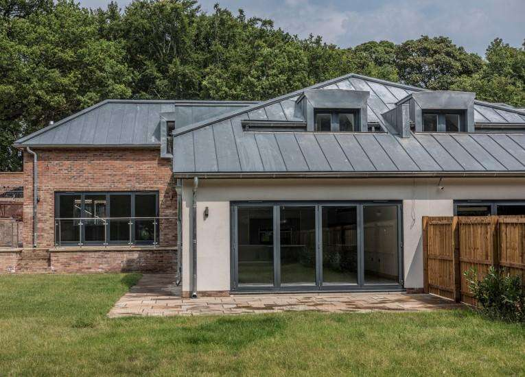 5 Bedrooms House for sale in Plot 4, The South Walled Garden, Gosforth