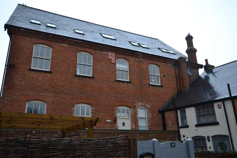1 Bedroom Apartment Flat for sale in Apartment 2, 1 The Maltings, Sileby, leicestershire