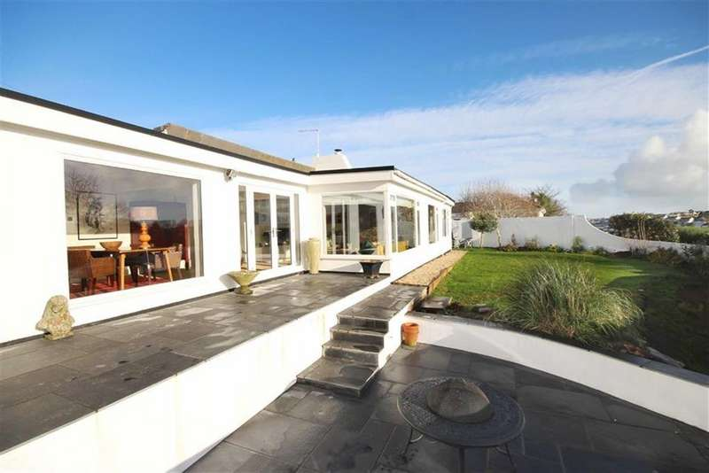 4 Bedrooms Detached Bungalow for sale in Penpethy Road, Central Area, Brixham, TQ5