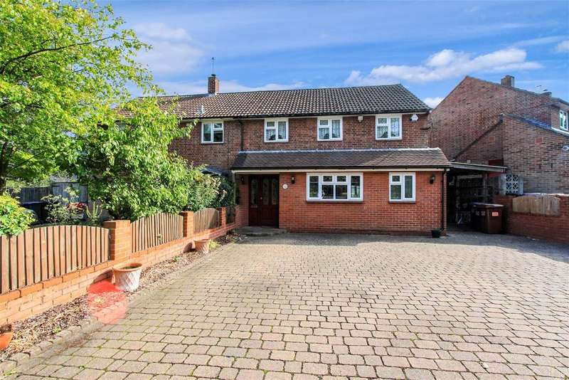 3 Bedrooms Semi Detached House for sale in Newgate Street Village, Hertford
