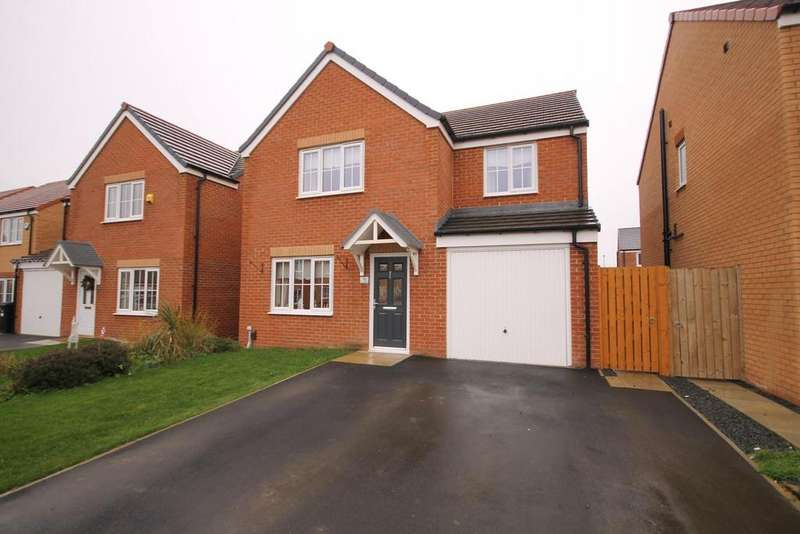 4 Bedrooms Detached House for sale in Saro Place, Seaton Carew, Hartlepool