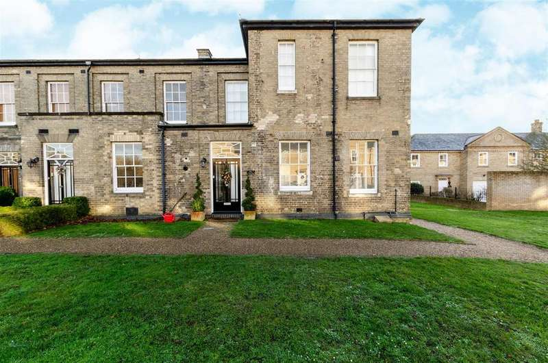 4 Bedrooms House for sale in West Wing, St. Andrews Park, NR7