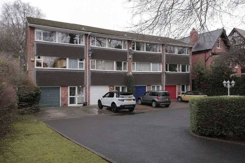 3 Bedrooms Town House for sale in Mersey Road, Heaton Mersey