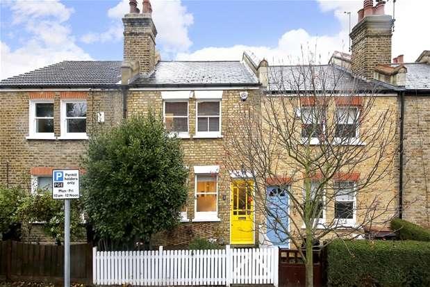 3 Bedrooms Terraced House for sale in Lucas Road, Penge