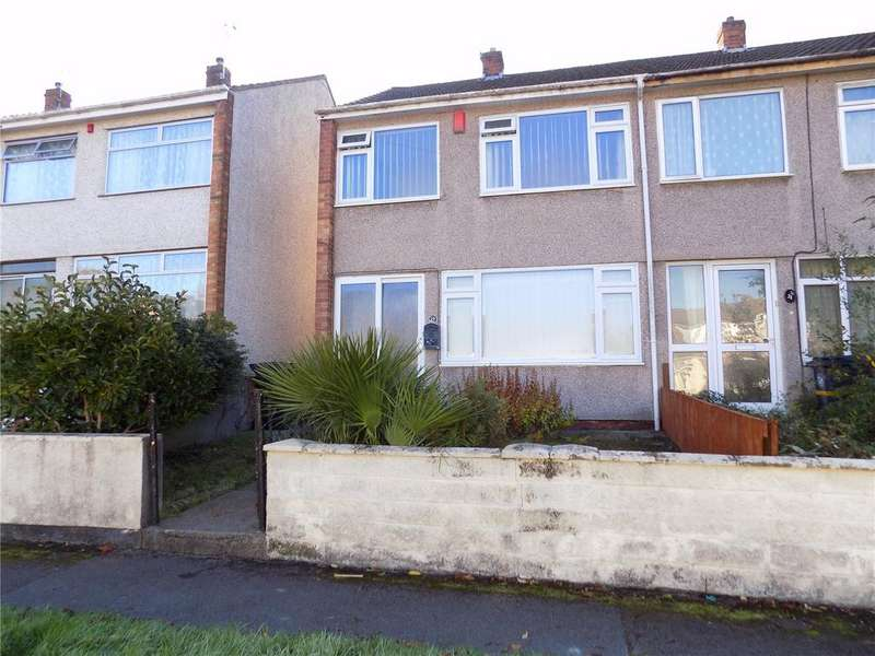 3 Bedrooms End Of Terrace House for sale in Troopers Hill Road, St George, Bristol, BS5