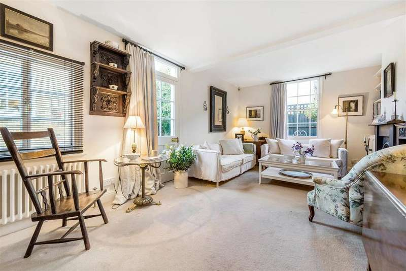 2 Bedrooms Semi Detached House for sale in Western Lane, SW12