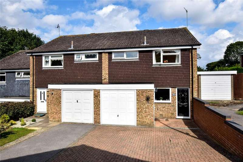 3 Bedrooms Semi Detached House for sale in Walnut Grove, Hemel Hempstead, Hertfordshire, HP2