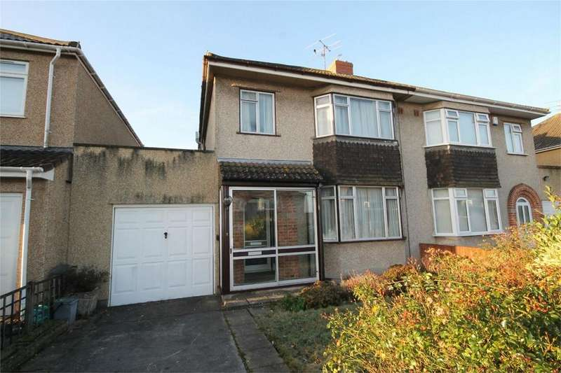 3 Bedrooms Semi Detached House for sale in Fouracre Crescent, Downend, Bristol