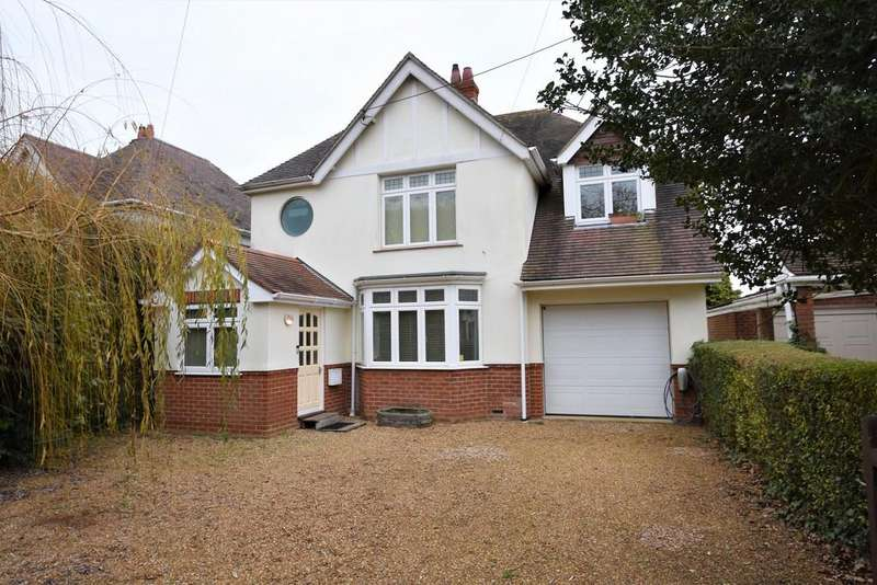 4 Bedrooms Detached House for sale in Hamble Lane, Hamble