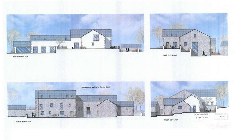 Land Commercial for sale in CA7 1HT Building Site, Fellside Court, Torpenhow, Wigton, Cumbria