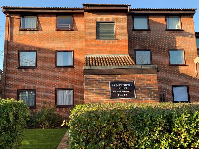 2 Bedrooms Flat for sale in St Matthews Court, Coppetts Road, Muswell Hill, London