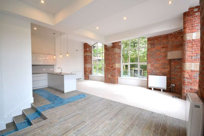 2 Bedrooms Apartment Flat for sale in At Clarence Mill, Bollington