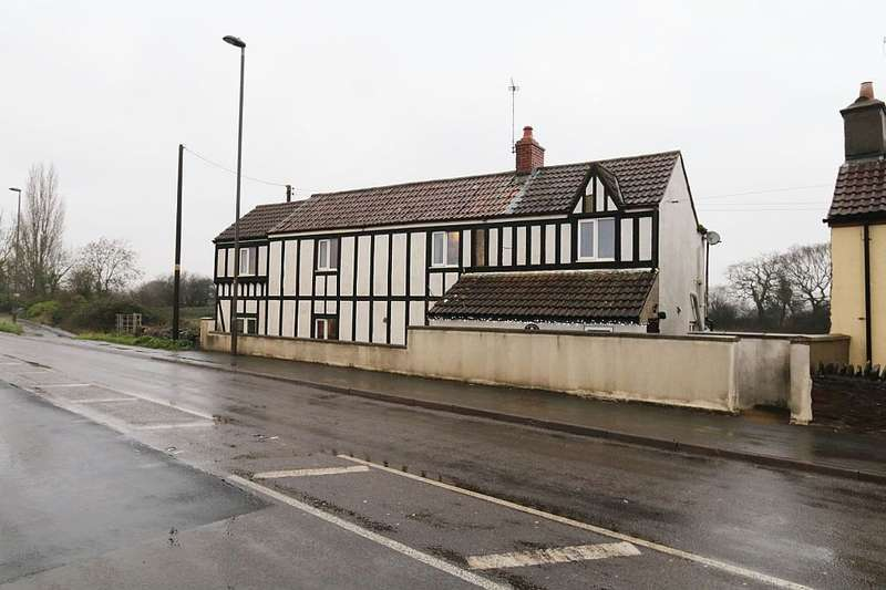 4 Bedrooms Cottage House for sale in Rosedale Cottage, Yate Road, Iron Acton, Bristol, Gloucestershire, BS37 9XY
