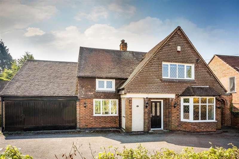 5 Bedrooms Detached House for sale in Wirksworth Road, Duffield, Belper