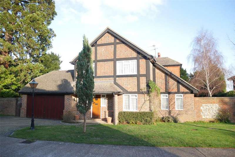 3 Bedrooms Detached House for sale in Haystoun Park, Off Church Street, Willingdon, BN22