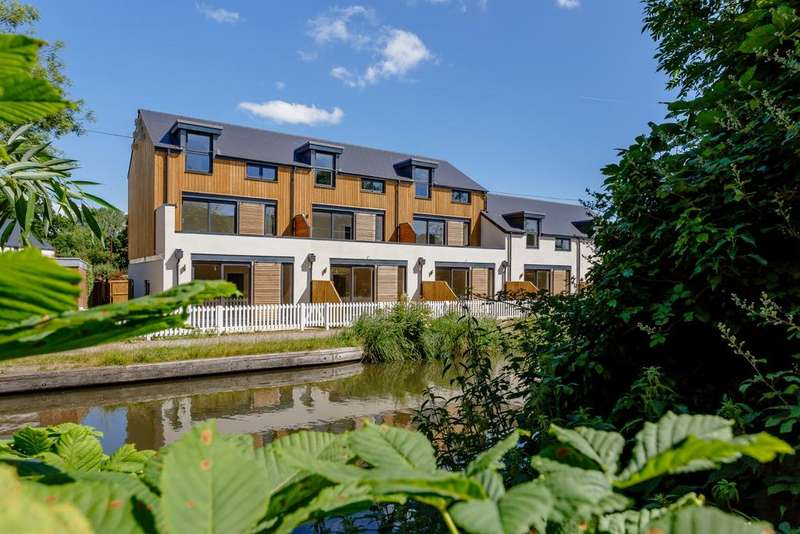 4 Bedrooms End Of Terrace House for sale in Wharfside Mews, Padworth, RG7