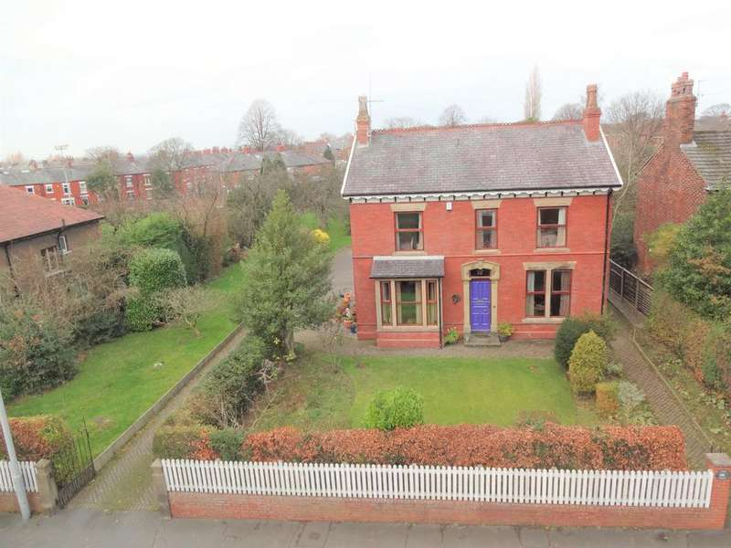 4 Bedrooms Unique Property for sale in Church Road , Leyland PR25