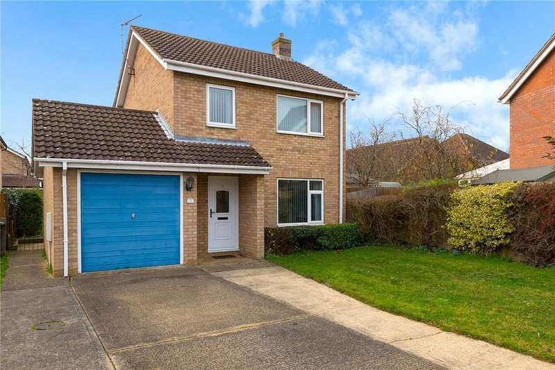 3 Bedrooms Detached House for sale in Southfields, Sleaford, Lincolnshire, NG34