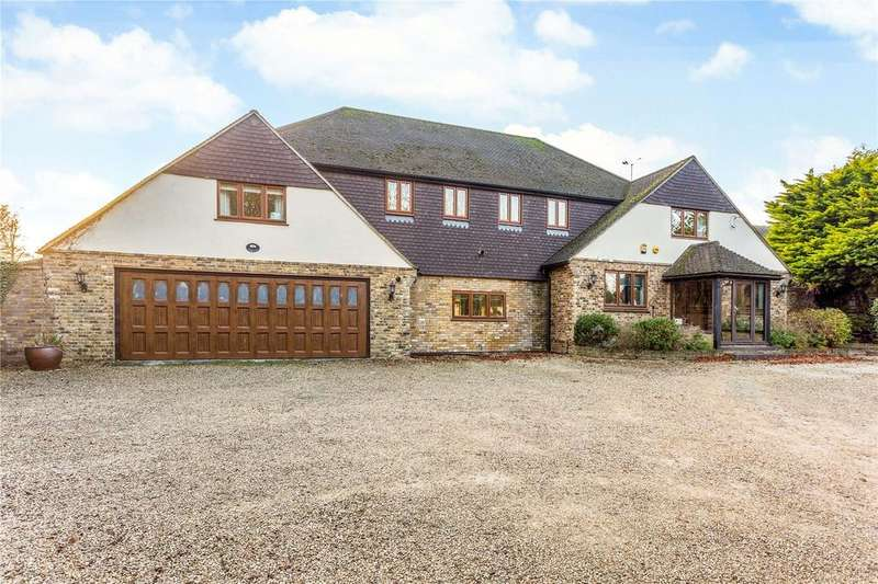 5 Bedrooms Detached House for sale in Burtons Lane, Chalfont St. Giles, Buckinghamshire, HP8