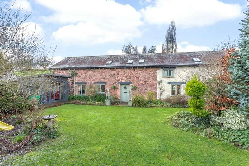5 Bedrooms Detached House for sale in Westwood, Crediton, Devon
