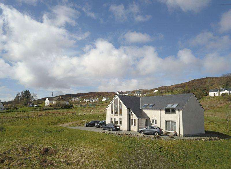 4 Bedrooms Detached House for sale in Camuscross, Isle Of Skye