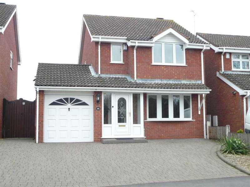 3 Bedrooms Detached House for sale in Brownshore Lane, Essington, Essington