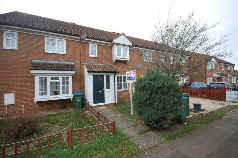 3 Bedrooms Terraced House for sale in Thomson Walk, Aylesbury, Buckinghamshire