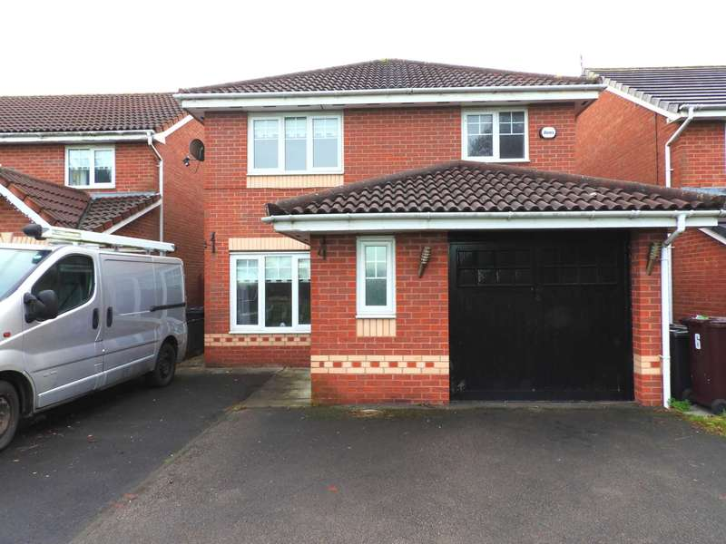 3 Bedrooms Detached House for sale in Lowry Close, Liverpool