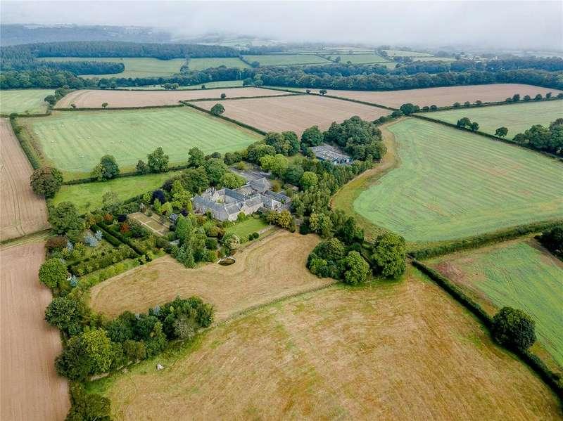 8 Bedrooms Farm Commercial for sale in Morwell Barton, Tavistock, Devon