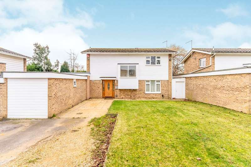 3 Bedrooms Detached House for sale in Upton Close, Longthorpe, Peterborough, PE3
