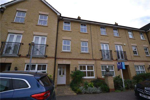 4 Bedrooms Terraced House for sale in Rowan Place, Colchester, Essex