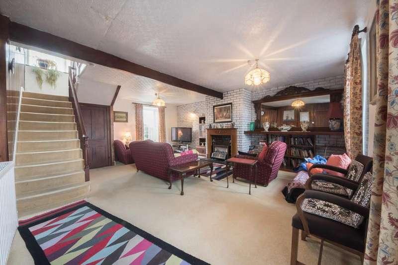 4 Bedrooms Detached House for sale in Ystrad Meurig