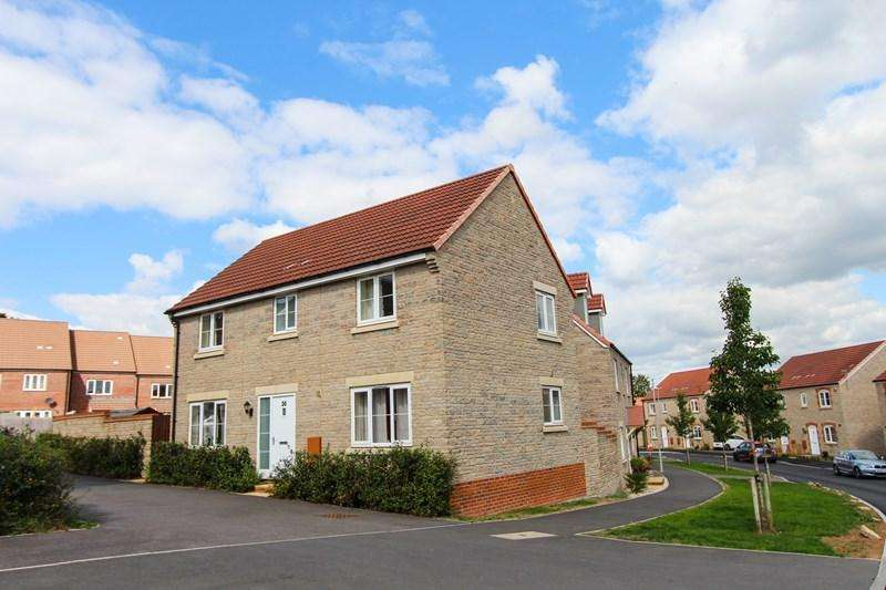 4 Bedrooms Detached House for sale in The Mead, Keynsham, Bristol