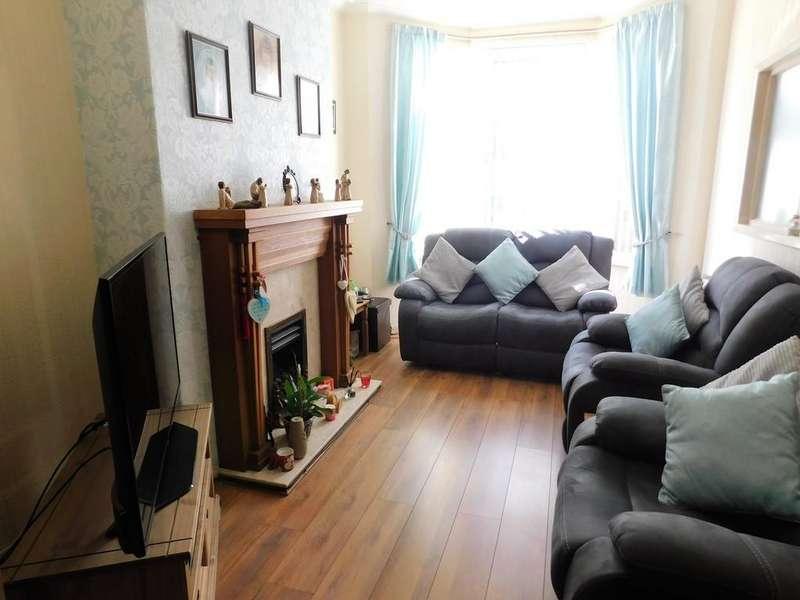 3 Bedrooms Terraced House for sale in James Watt Terrace, Barrow, LA14 2TS