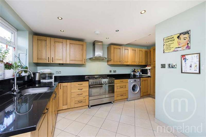 4 Bedrooms Semi Detached House for sale in Cumbrian Gardens, Golders Green Estate, NW2