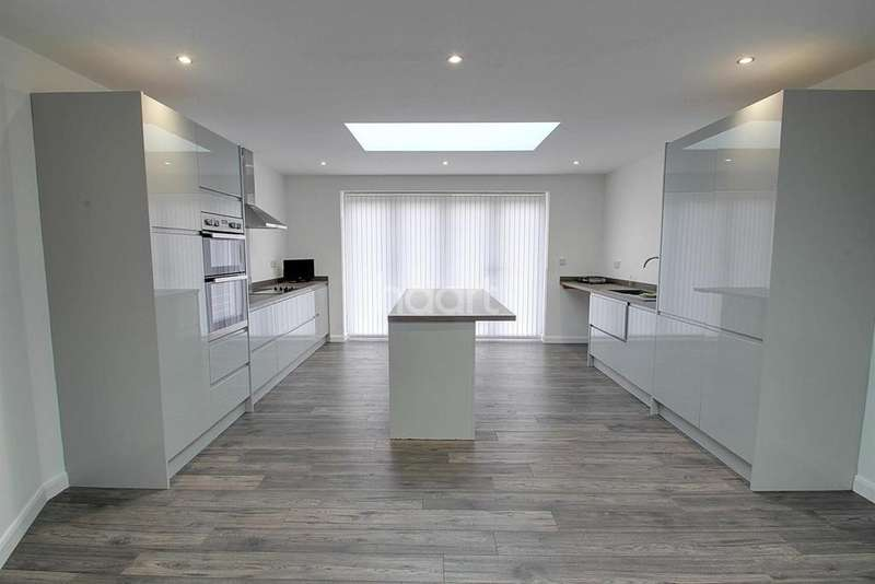 2 Bedrooms Bungalow for sale in Pits Avenue, Leicester