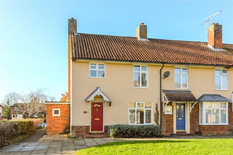 2 Bedrooms End Of Terrace House for sale in Valon Road, Arborfield, Reading, Berkshire, RG2