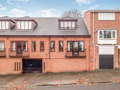 2 Bedrooms End Of Terrace House for sale in Clumber Road East, The Park, Nottingham