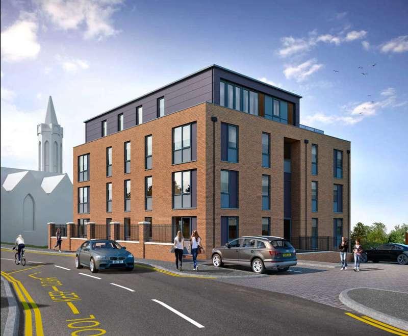 2 Bedrooms Apartment Flat for sale in Ellerby Road, Leeds