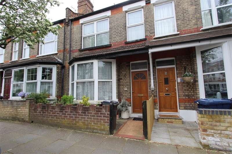 2 Bedrooms Terraced House for sale in Leopold Road, East Finchley, London