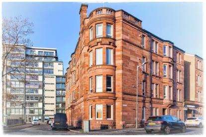 1 Bedroom Flat for sale in Arcadia Street, Glasgow Green, Glasgow
