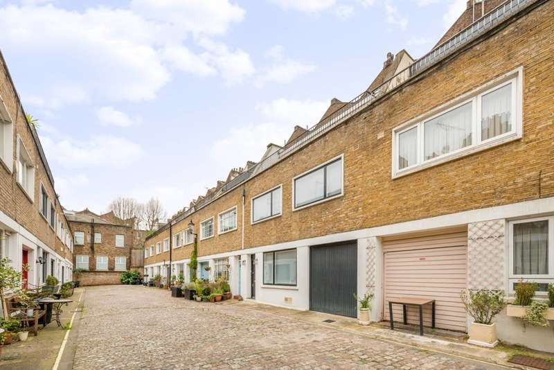 4 Bedrooms Mews House for sale in Queens Mews, Bayswater, W2