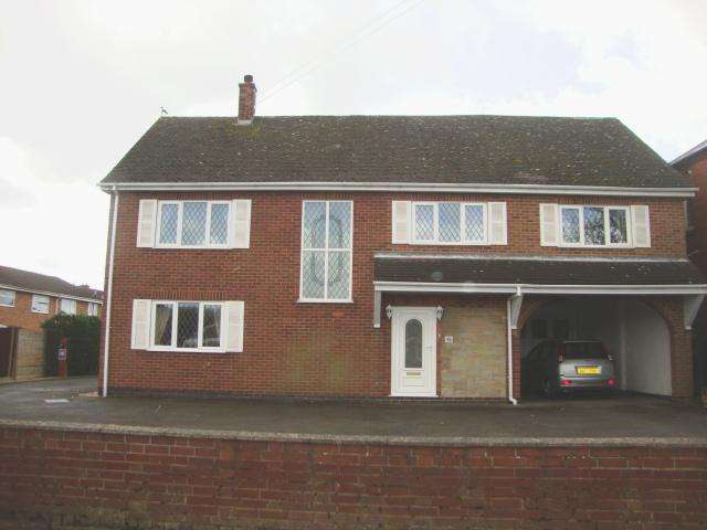 6 Bedrooms Detached House for sale in Main Street, Linton, DE12